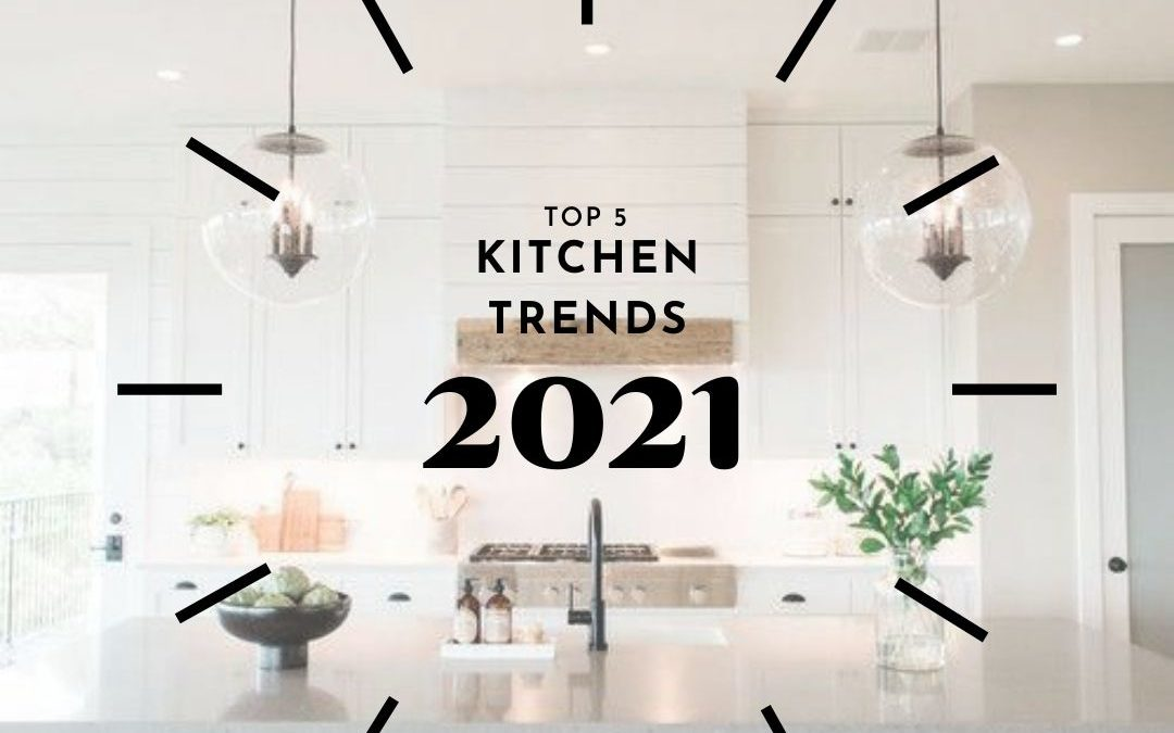5 Kitchen Trends – Still Going Strong